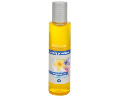 Koupelový olej - Červený pomeranč 500 ml