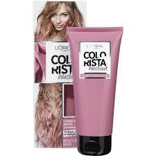 L'Oréal Paris Colorista Washout přeliv na vlasy Dirtypink 80 ml