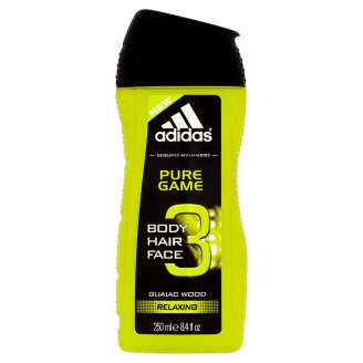 Fotografie Adidas Pure Game sprchový gel 250 ml