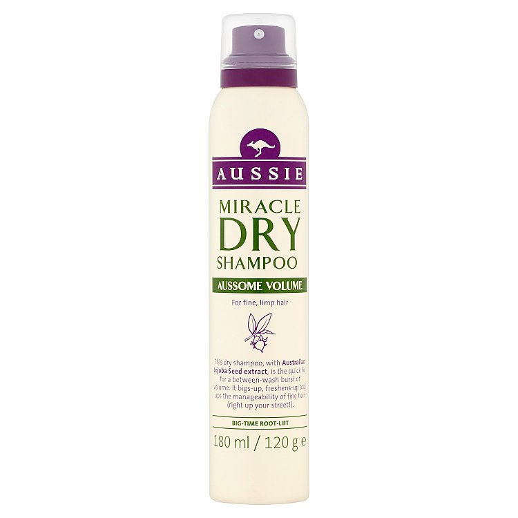 Aussie Aussome Volume suchý šampón 180 ml