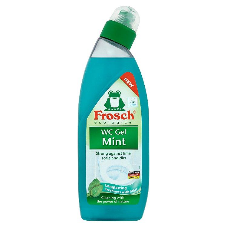 Frosch Eko WC gel Máta 750 ml