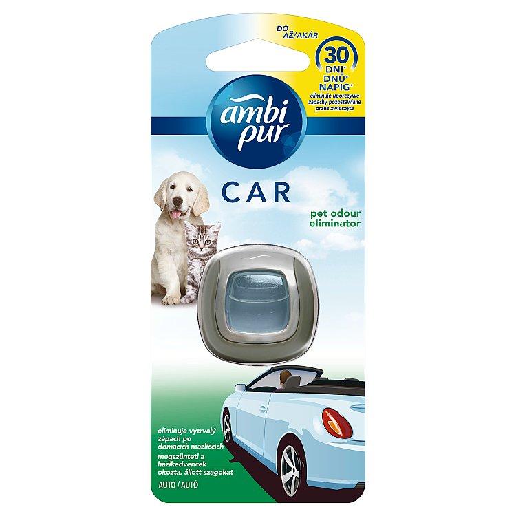 Ambi Pur Car Pet osvěžovač vzduchu do auta 2 ml