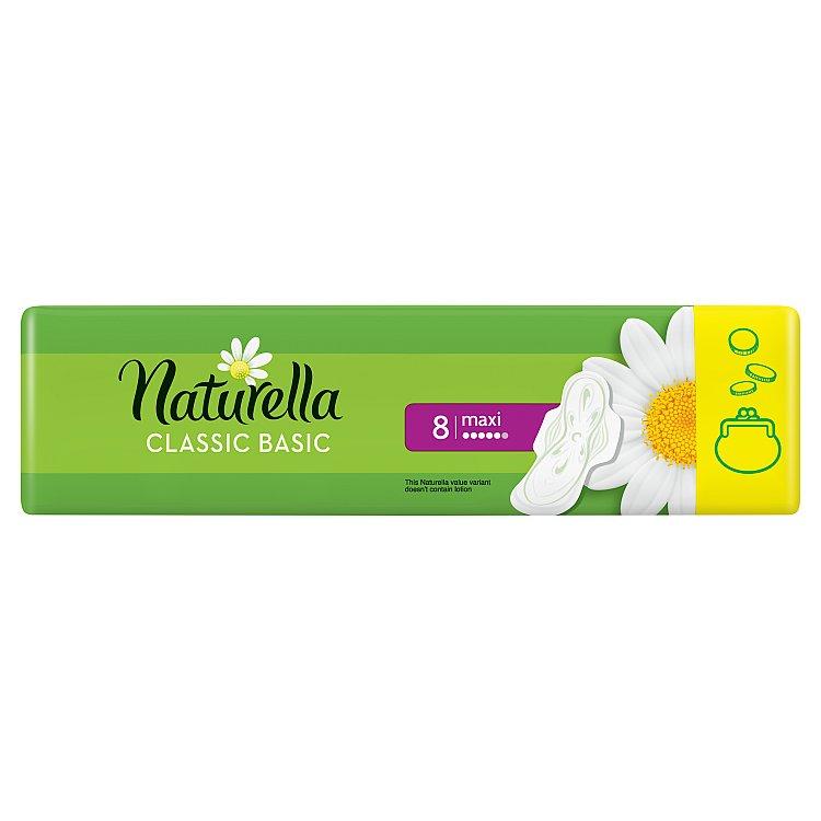Naturella Classic Camomile Basic Maxi vložky 8 ks