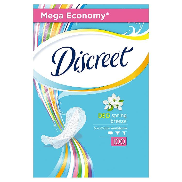 Discreet Spring Breeze prodyšné intimky 100 ks