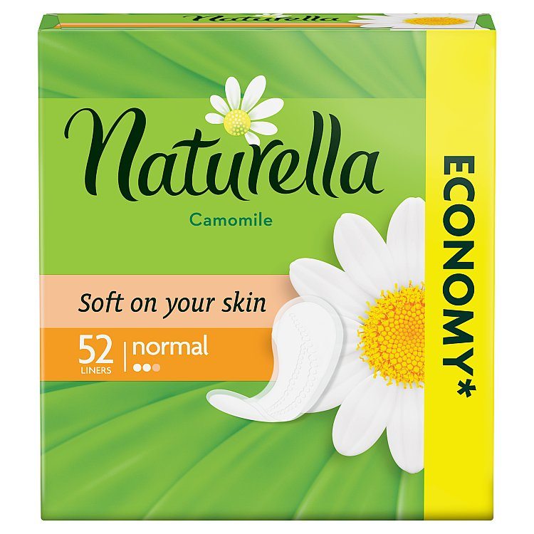 Naturella Camomile Normal intimky 52 ks