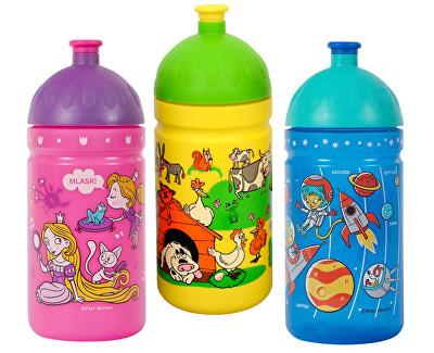 Zdravá lahev 0,5 l Pomozte dětem