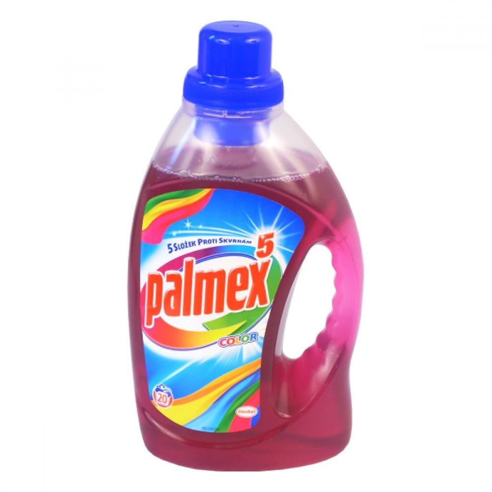 Palmex Color prací gel, 20 praní 1000 ml