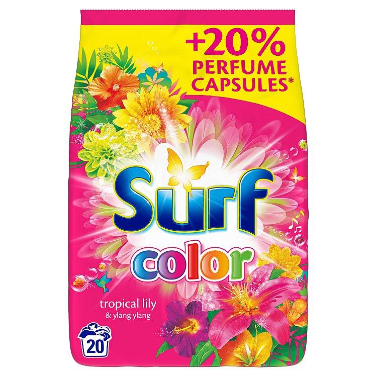 Surf Color prášek tropical 20 pracích dávek 1,3 kg