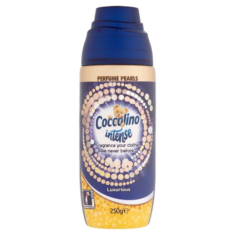 Coccolino Intense Luxurious parfémované kuličky na praní 250 g