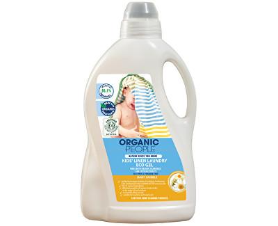 Organic People ekologický prací gel pro děti 1500 ml
