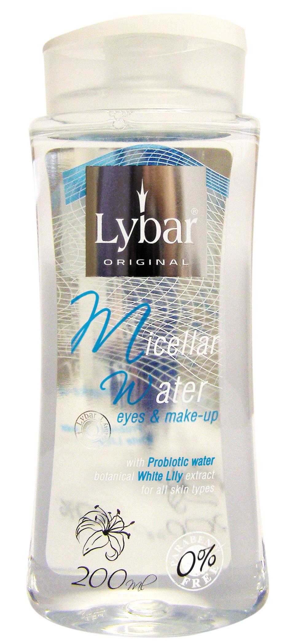 Lybar micelární voda pro všechny typy pleti 400 ml