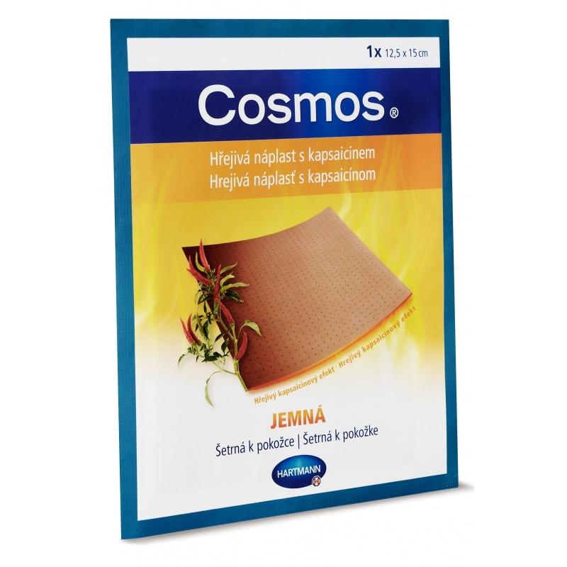 Cosmos hřejivá náplast s kapsaicinem jemná 1 kus