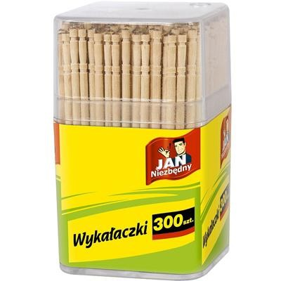 FINO Dřevěná párátka 300 ks
