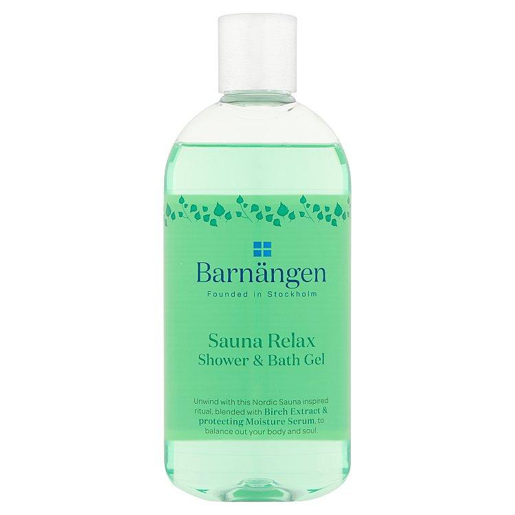 Barnängen Sauna Relax sprchový a koupelový gel 400 ml