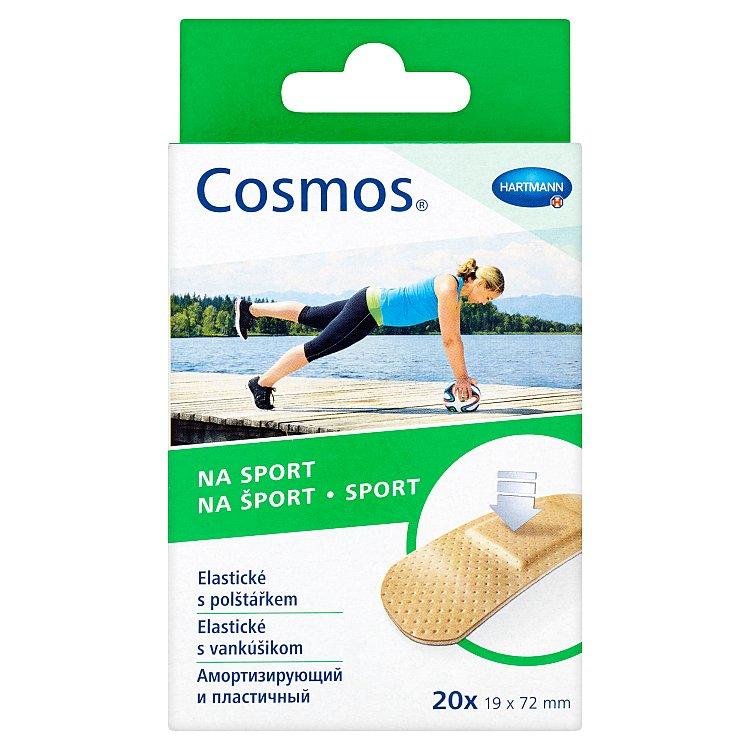 Cosmos Sport náplast 20 ks