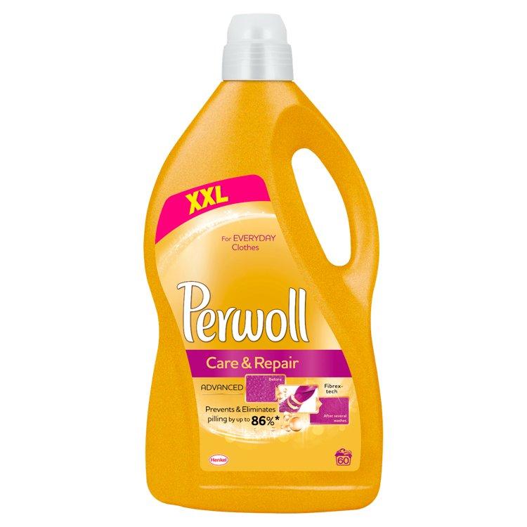 Perwoll Care & Repair prací prostředek, 60 praní 3600 ml