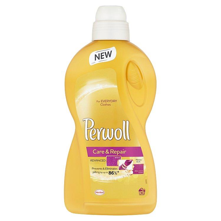 Perwoll Care & Repair prací prostředek, 30 praní 1800 ml