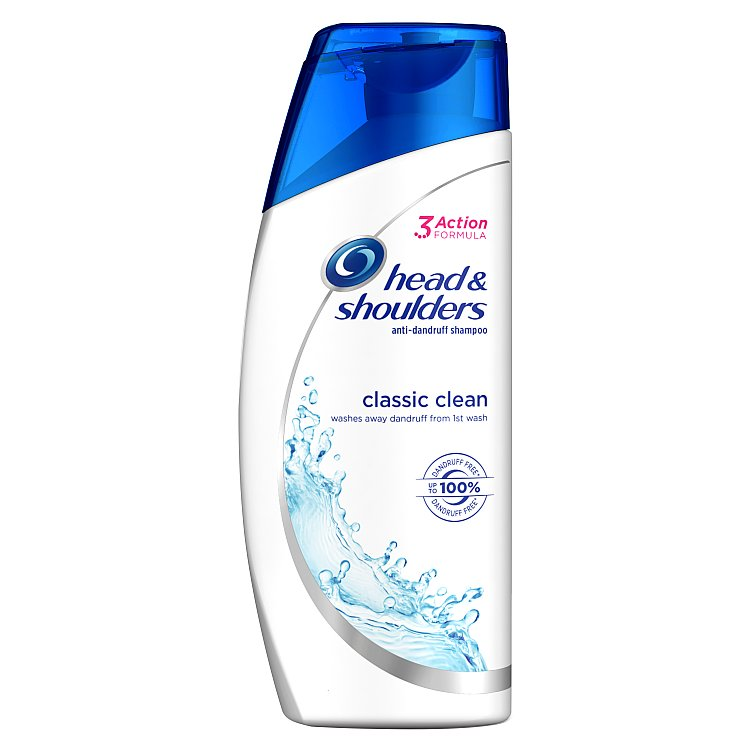 Head & Shoulders Classic Clean šampon proti lupům 90 ml