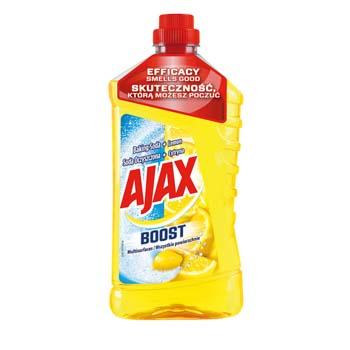 Ajax Boost Baking Soda & Lemon univerzální čisticí prostředek 1000 ml