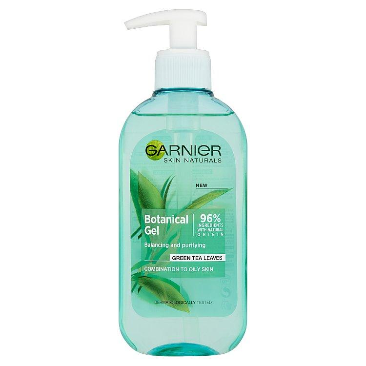 Garnier Skin Naturals Botanical čisticí gel 200 ml