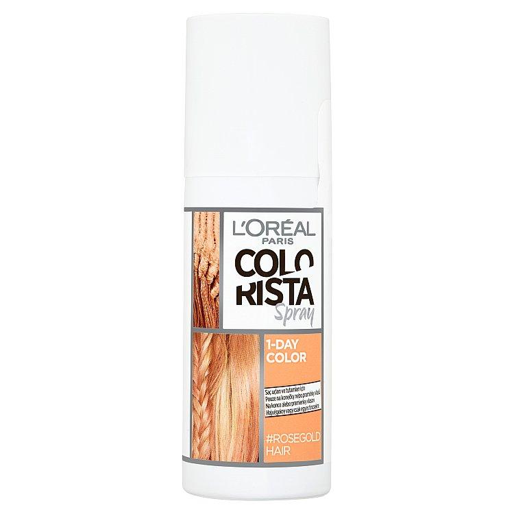L´Oréal Paris Colorista Rose Gold Hair 75 ml
