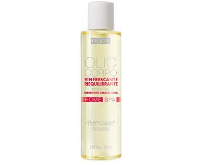 Osvěžující tělový olej Home Spa Olio Corpo (Refreshing Rebalancing Body Oil) 150 ml