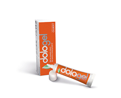Dologel gel na prořezávání zoubků 25 ml