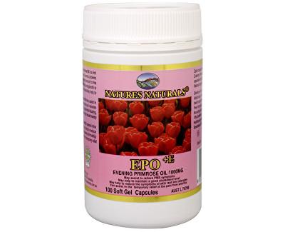 Australian Remedy Evening Primrose oil pupalkový olej 1000 mg 100 kapslí