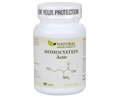 Natural Medicaments Homocystein Activ 90 tablet