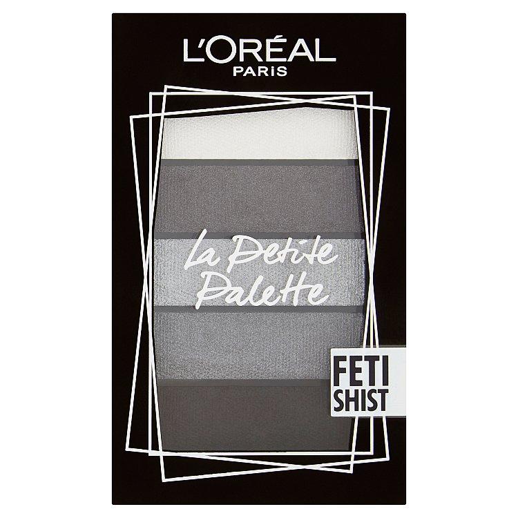 L´oreal Paris paletka očních stínů La Petite, 5 x 0,8 g Fetishist