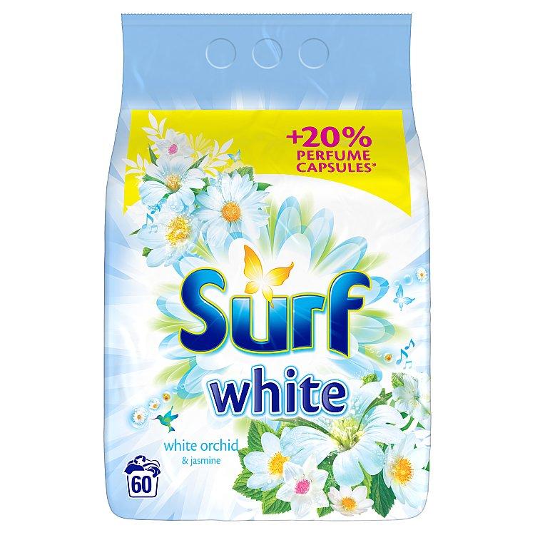 Surf White orchid prací prášek na bílé prádlo 60 dávek 4,2 kg