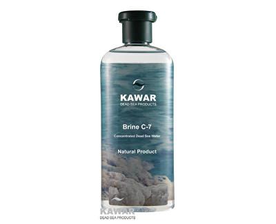 Koncentrovaná voda z Mrtvého moře Brine C-7 400 ml