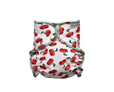 Kalhotková plena - přebalovací set patentky (3 - 15 kg) Hearts