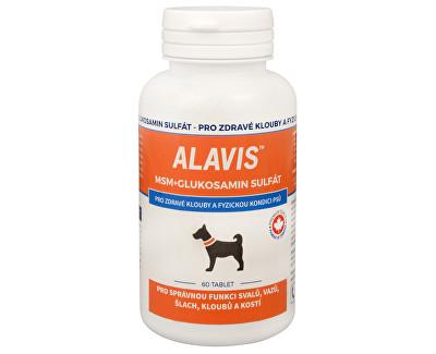 ALAVIS™ MSM + Glukosamin sulfát 60 tbl.