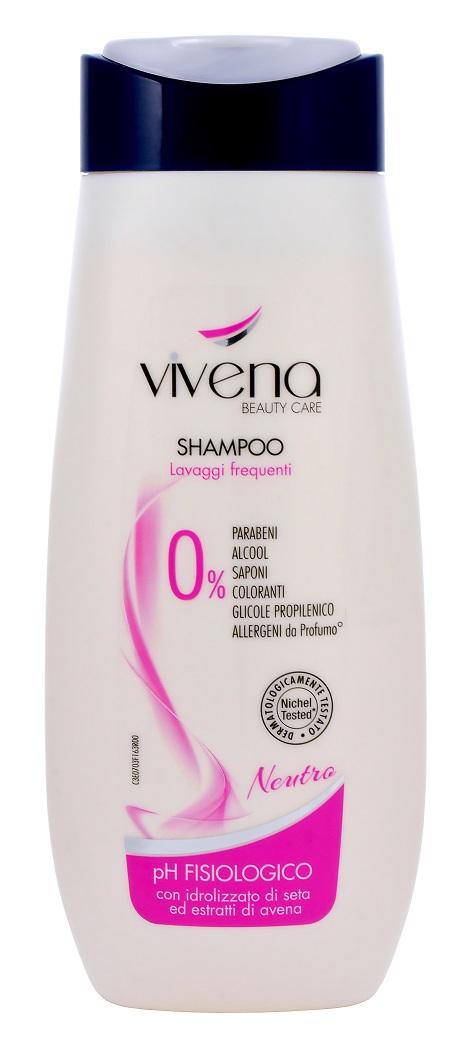Vivena Schampoo šampon bez parabenů, silikonů a alergenů 300 ml