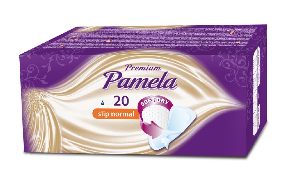 Pamela vložky Premium Slip 20 ks/bal