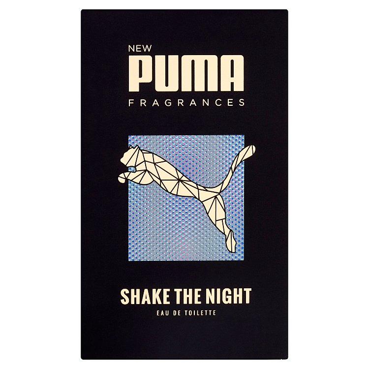 Fotografie Puma Shake the night toaletní voda 50 ml