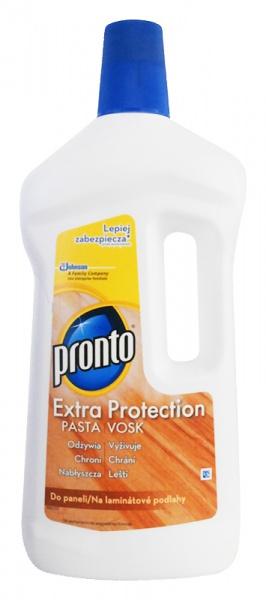 Pronto Extra Protection vosk na laminátové podlahy 750 ml