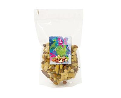 Jádra ořechů směs (mandle, lískače, kešu, para) 1000 g