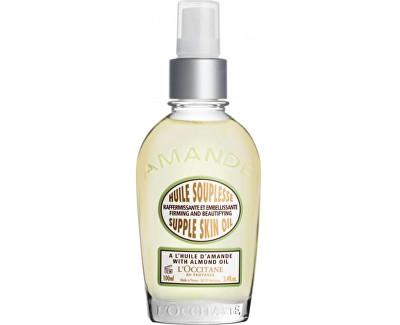 LOccitane En Provence zpevňující tělový mandlový olej 100 ml