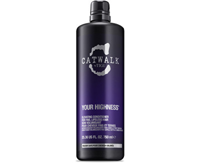 Tigi kondicionér pro objem vlasů Catwalk Your Highness 250 ml