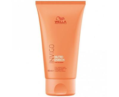 Wella Professional bezoplachový krém proti krepatění pro suché a poškozené vlasy Invigo Nutri-Enrich 150 ml