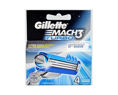 Gillette náhradní hlavice Gillette Mach3 Turbo 8 ks