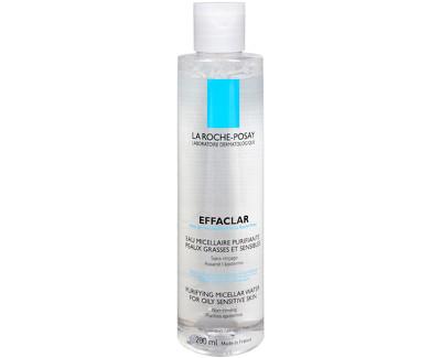 La Roche Posay odličovací čisticí micelární voda Effaclar 200 ml
