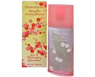 Green Tea Cherry Blossom - EDT 100 ml