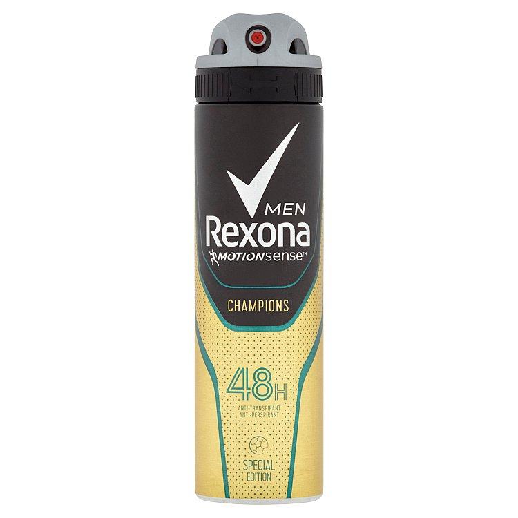 Rexona champions fotbal antiperspirant sprej 150 ml