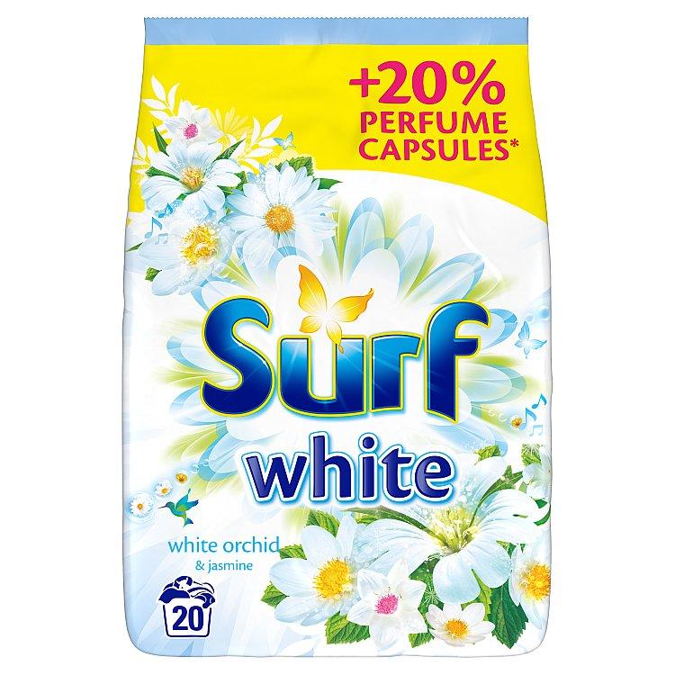 Surf White orchid prací prášek, 20 praní 1,3 kg