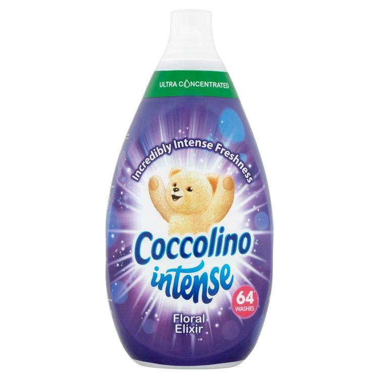 Coccolino Intense Floral Elixir aviváž, 64 praní 960 ml