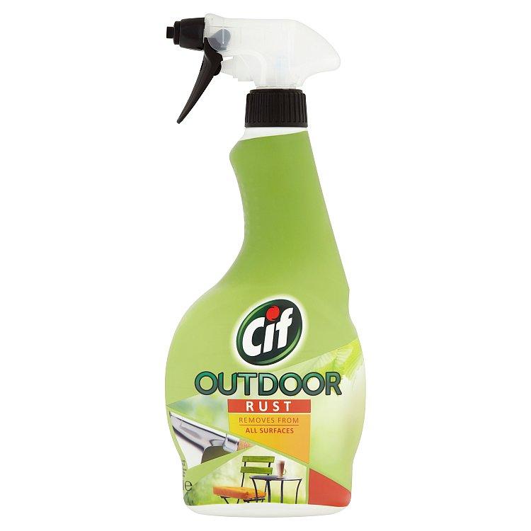 Cif Outdoor odstraňovač rezu 450 ml