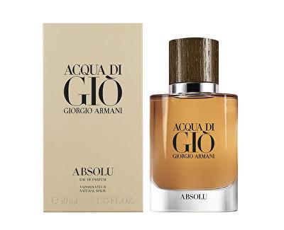 Giorgio Armani Acqua Di Gio Absolu - EDP 40 ml